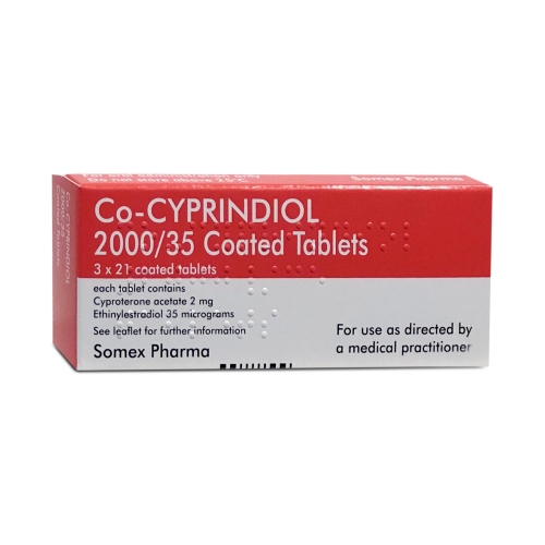 Co-Cyprindiol