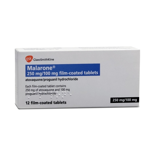Malarone Tablets