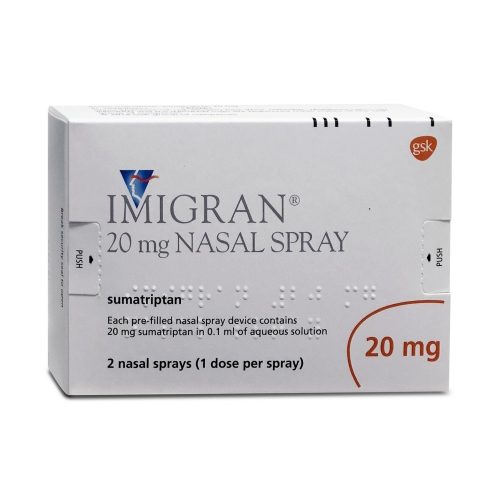 Imigran Nasal Spray187