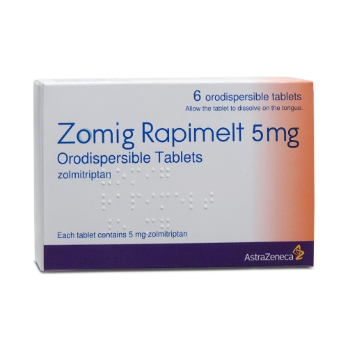 Zomig Tablets